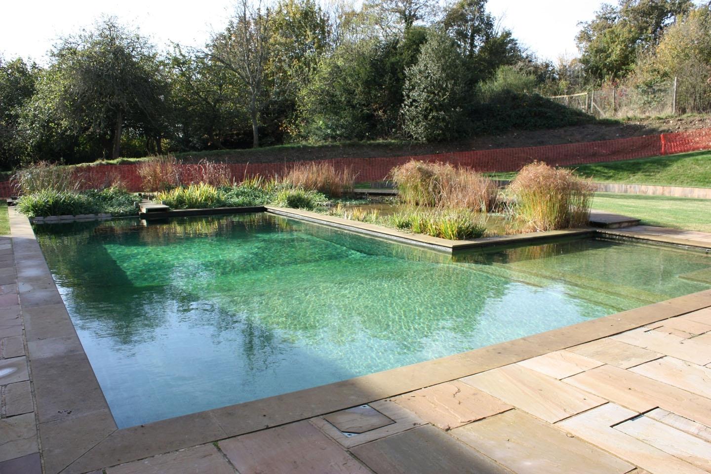 gartenart portfolio natural swimming pool berkshire. Interior Design Ideas. Home Design Ideas