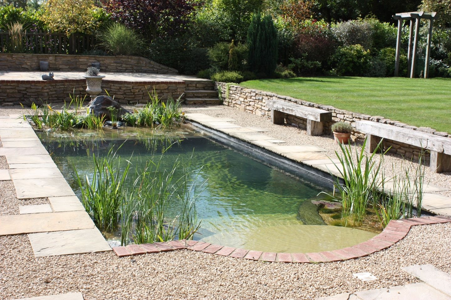 Gartenart | Portfolio | Simon and Lesley Wood, Kent